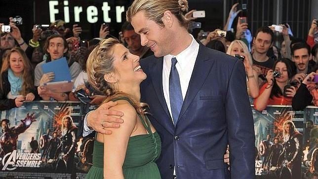 Elsa Pataky y Chris Hemsworth han sido padres de una niña, India Rose